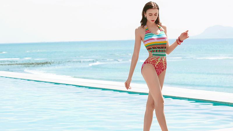 Bộ quần áo bơi nữ Yingfa