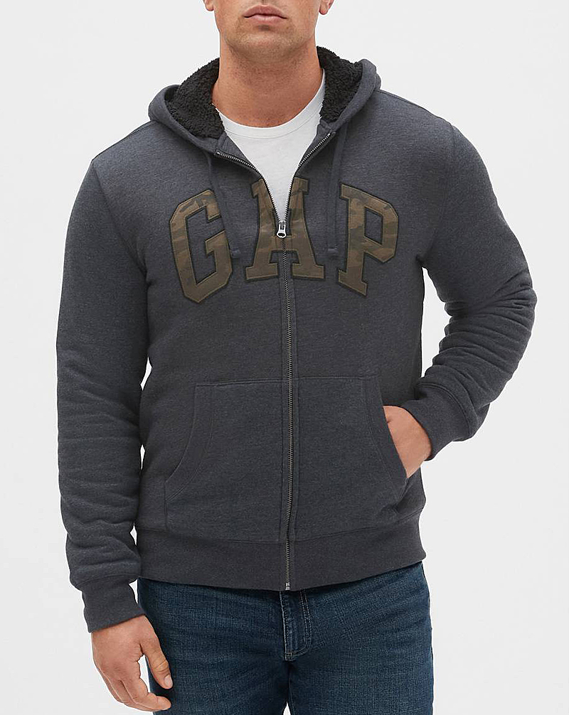 Áo khoác lông cừu Gap