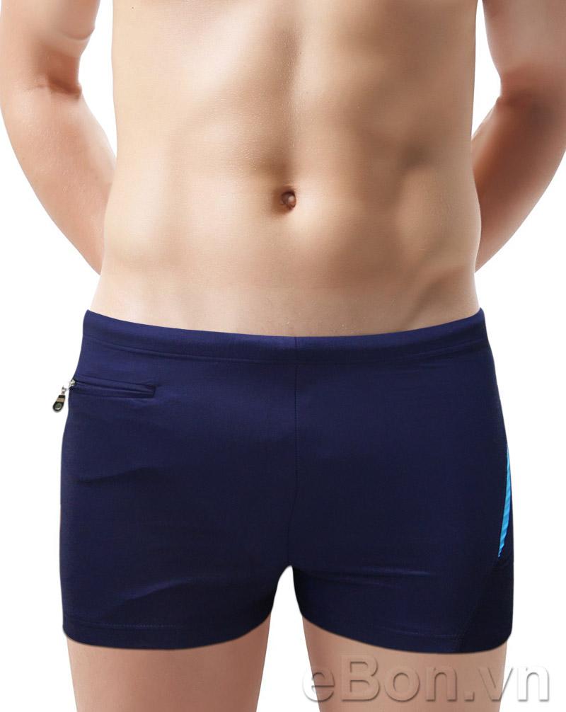 Quần bơi nam boxer cao cấp