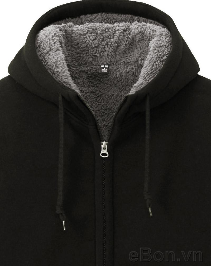 áo khoác nỉ xuất khẩu