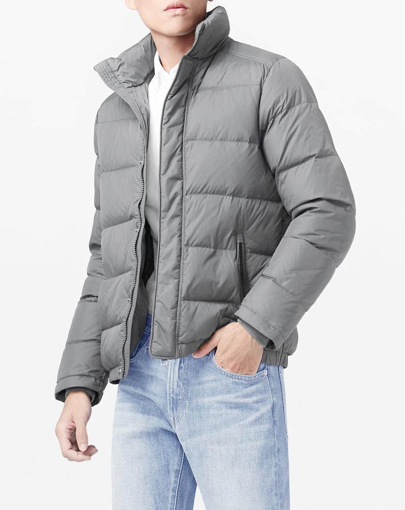 Áo khoác lông vũ nam Lativ siêu nhẹ