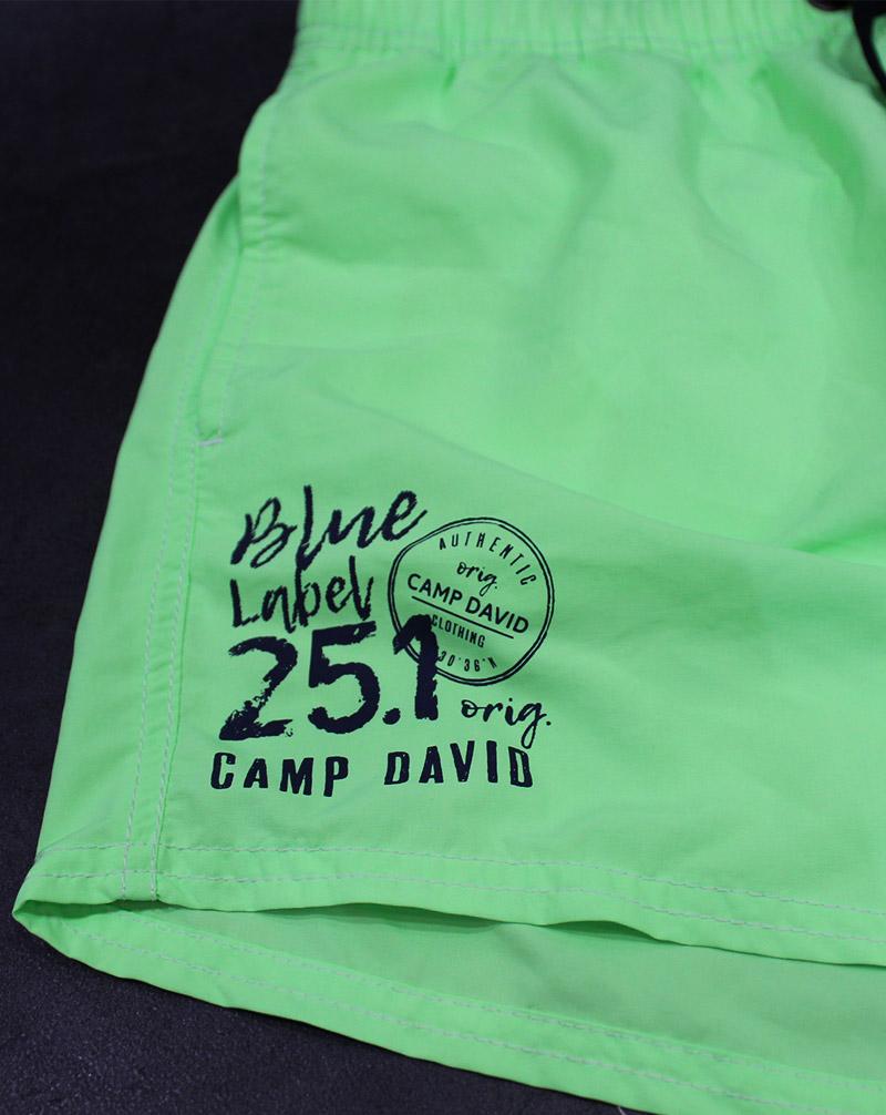 Quần short nam đi biển Camp David