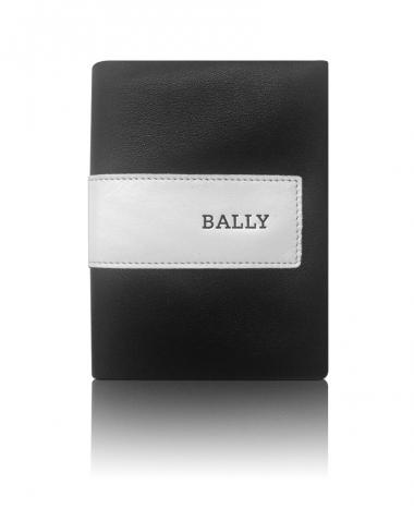 Ví nam Bally chất liệu da bò mềm V796