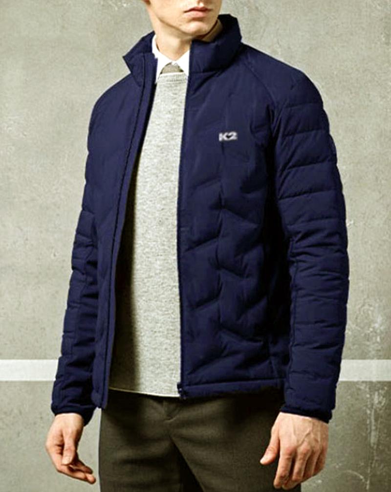Áo khoác lông vũ nam K2