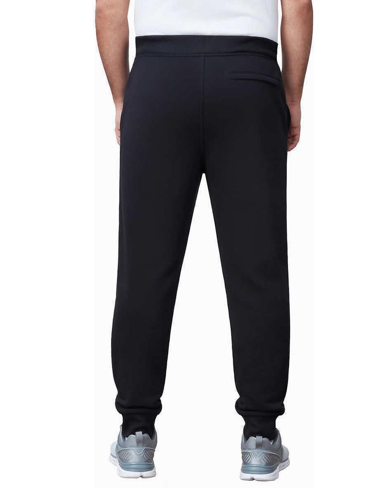 Quần jogger nam xuất xịn, màu đen
